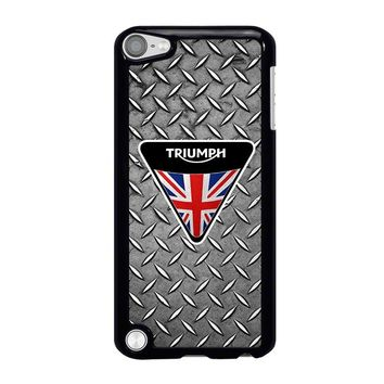 LOGO TRIUMPH MOTORCYCLE iPod Touch 5 Case Cover