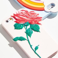 Free People 3D Silicone iPhone Case