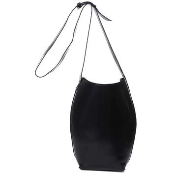 Structured Hobo Bag