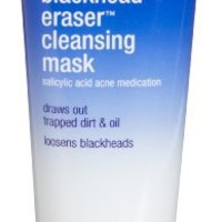 Clean & Clear Blackhead Eraser Cleansing Mask, 4 Ounce (Pack of 3)