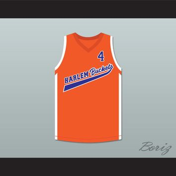 Preacher 4 Harlem Buckets Basketball Jersey Uncle Drew