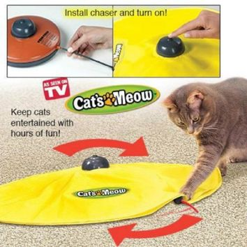 Fun Automatic Cat Toy
