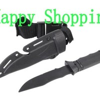 Soft Plastic Knife for Training Paintball Wargame Model Decoration Dummy Knife Cosplay Movie