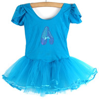 Brief Solid Girls Kids Baby Candy Color Tutu Dress Dance Costumes Ballet Dancewear New Y46SM6