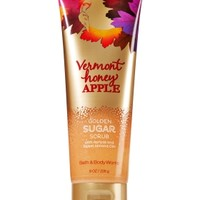 Vermont Honey Apple Golden Sugar Scrub   - Signature Collection - Bath & Body Works