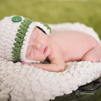 Aviator Hat, Photo Props, Photography Props, Aviator, Airplane Hat, Newborn Aviator Hat, Crochet Aviator, Hat, Beanie, Boys, Outfit