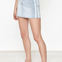 PacSun Side Stripe Mini Skirt at PacSun.com