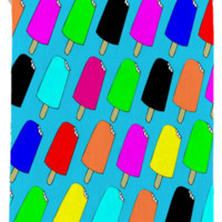 Popsicles Beach Towel created by trilogy-anonymous | Print All Over Me