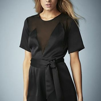 Kate Moss for Topshop Satin Romper