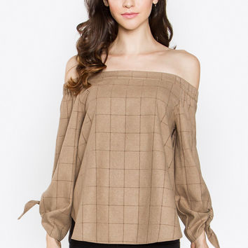 Willis Off The Shoulder Top