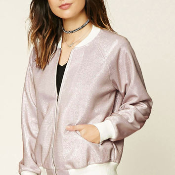 Contemporary Metallic Bomber