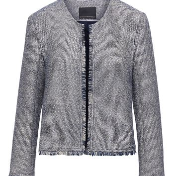 Sparkle Bouclé Jacket|banana-republic