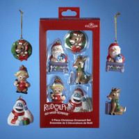 30 Christmas Ornaments - Rudolph