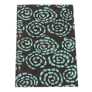 Whirlpool Soft Journal - Recycled Fabric