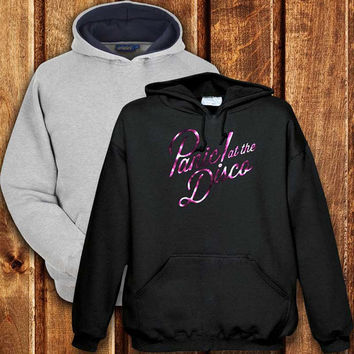 panic at the disco hoodie, hoodie unisex adult, hoodie size S M L XL XXL