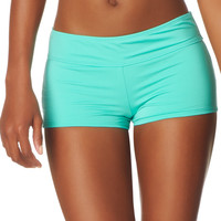 mint boyshort bottom