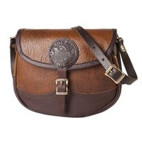 BISON LEATHER PURSE