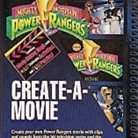 "Mighty Morphin Power Rangers ""Create-a-Movie"""