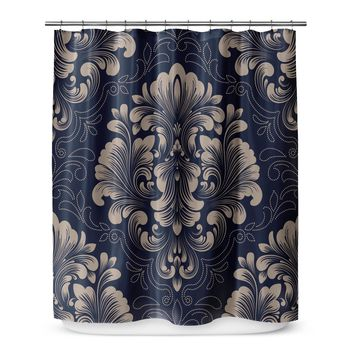 Shower Curtain Royal Victorian