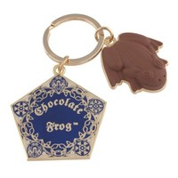 Universal Studios Wizarding World of Harry Potter Chocolate Frog Keychain