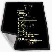 gossip girl Blanket for Kids Blanket, Fleece Blanket Cute and Awesome Blanket for your bedding, Blanket fleece *