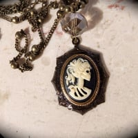 Layla Necklace A Sweet Simple Slightly Scary by DeadlyRomanticGirl