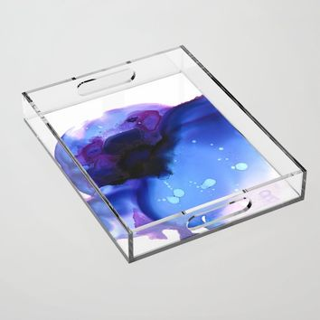 Ajna Acrylic Tray by duckyb