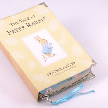 Book Clutch Peter Rabbit classic cover