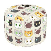 Cute Cats Pattern