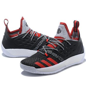 Adidas Harden Vol. 2 Fashion Casual Sneakers Sport Shoes 051ccffa3b