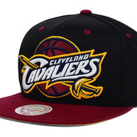 Cleveland Cavaliers NBA Undertime Snapback Cap