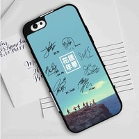 BTS Signature1 iPhone Case