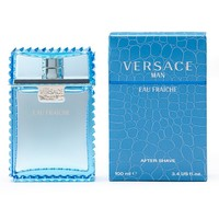 Versace Man Eau Fraiche After Shave - Men's (Musk/White/Sage)