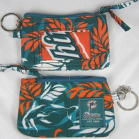 NFL Miami Dolphins 2011 Fabric Id Case (2nd Line)