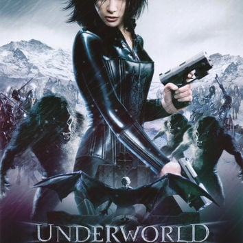 Underworld: Evolution (Thai) 11x17 Movie Poster (2006)