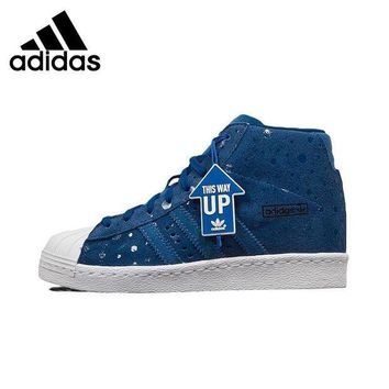 DCK7YE Original New Arrival Adidas Originals Superstar Women's High Top Skateboarding Shoes
