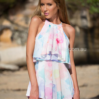 IN THE BREEZE PLAYSUIT , DRESSES, TOPS, BOTTOMS, JACKETS & JUMPERS, ACCESSORIES, $10 SPRING SALE, NEW ARRIVALS, PLAYSUIT, GIFT VOUCHER, $30 AND UNDER SALE, SWIMWEAR, SLEEP WEAR,,JUMPSUIT Australia, Queensland, Brisbane