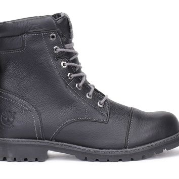 "Timberland Mens 6"" Insulated WP Boot Chestnut Ridge Black 9708B"