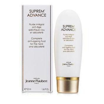 Suprem Advance - Complete Anti-Ageing Fluid For The Neck & Decollete - 50ml-1.66oz
