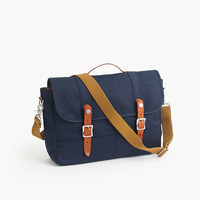 J.Crew Mens Harwick Messenger Bag