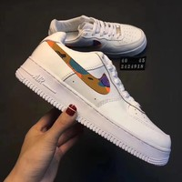 NIKE AIR FORCE 1 '07 AF1 Bradyseism leisure air max shoes
