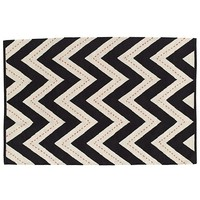 Two-Lane Chevron Rug