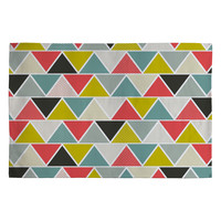 Heather Dutton Triangulum Woven Rug