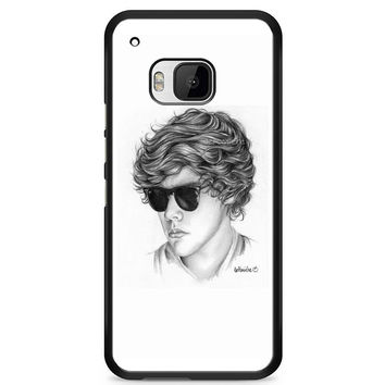 One Direction Harry Styles Art Pencil Htc M9 Case