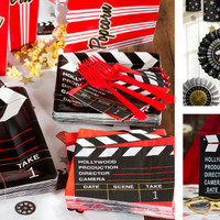 Directors Cut Movie Party Supplies - Party City