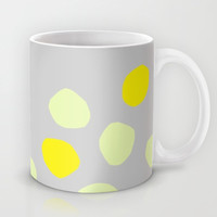 Dots 2 Mug by Cecilia Andersson