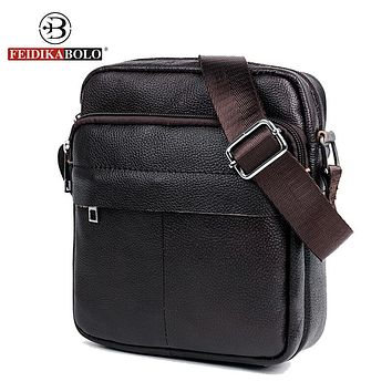 Men Messenger Bags Cross body for Men Shoulder Bags Genuine Leather Bag Man Shoulder Bags Real Leather Handbags