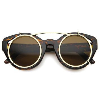 STENOS RETRO STEAMPUNK SUNGLASSES