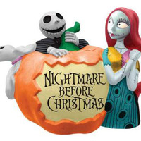 Nightmare Before Christmas Pumpkin Nightmare Teapot
