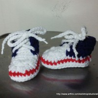 Cute Pair of Baby Sneakers